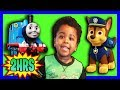 Kids Pretend Play Video For Children With Toys & Games 2hrs!