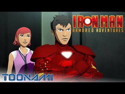 Iron-Man | Origines - 2 | Toonami