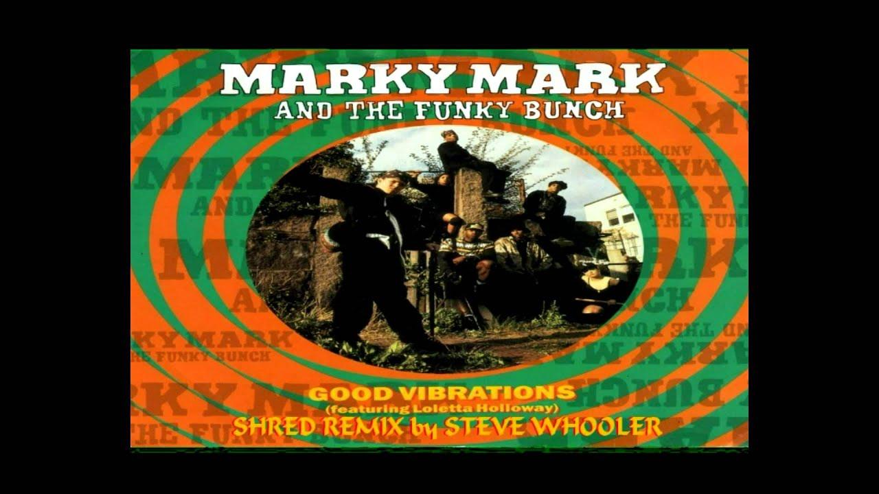 """Good Vibrations"" - Marky Mark & The Funky Bunch (Shred ..."