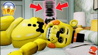 GUESS THE MYSTERY ANIMATRONIC IN MY CLOSET! (GTA 5 Mods For Kids FNAF RedHatter)