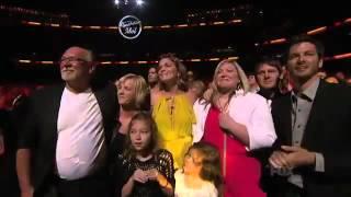 Phillip Phillips - Idol Coronation - Home - Winner Song