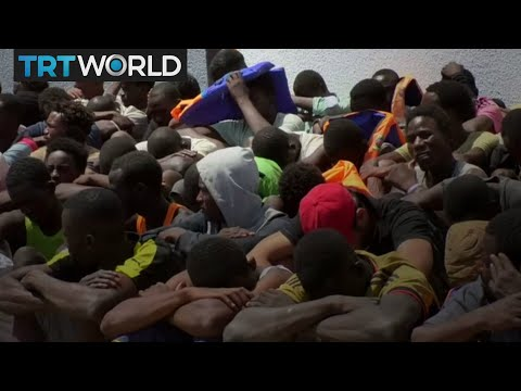 Crossing Dangers: Oxfam report highlights dangers for refugees and migrants