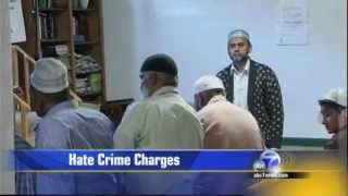 Video: 4 Teens Arrested for Hate Crimes Against Calif. Mosque