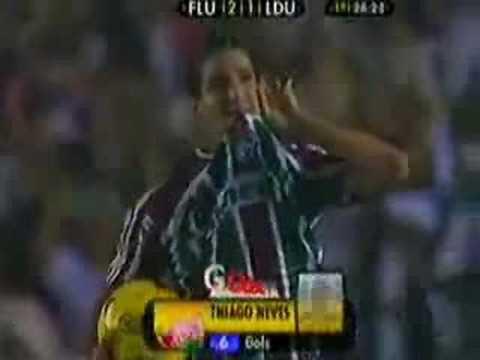 Fluminense 3 x 1 Ldu