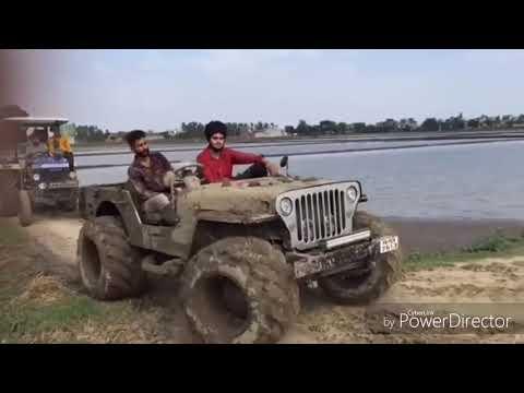 Pinda Wale Jatt, (shonki Jatt Puthe Kma De)