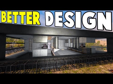 Better Design | 7 Days To Die Alpha 16 Let's Play Gameplay PC | E50