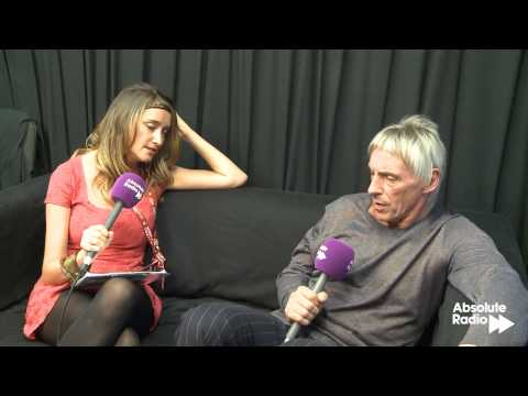 Paul Weller Interview (in his dressing room) at Hard Rock Calling 2013
