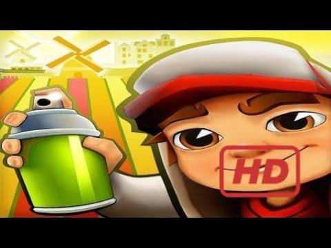 Subway Surfers Amsterdam Android Gameplay #5  #HTA