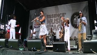 Raw: 20th Essence Fest Begins in New Orleans