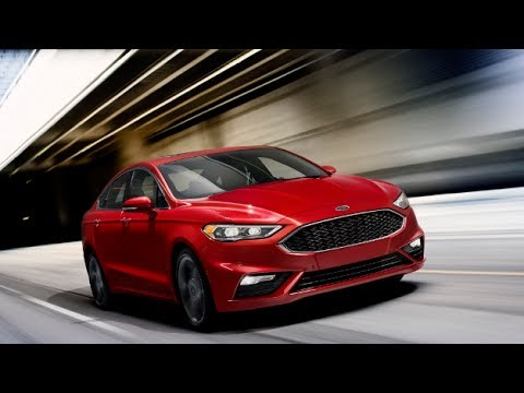 New 2017 2018 Ford Fusion Concept Eps1