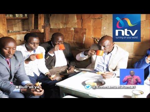 Ruto's Chai, Mandazi And Mahindi Choma Diet    Bull's Eye
