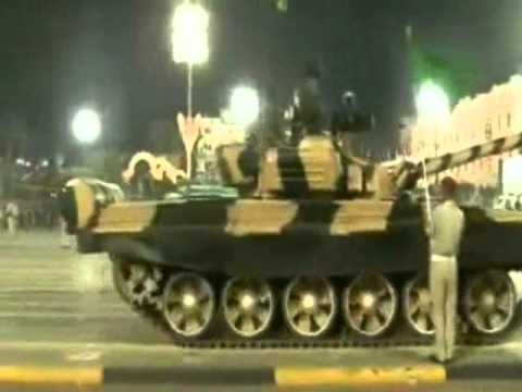 Libya Libyan army military power armoured vehicle tank missile gun weapons armament