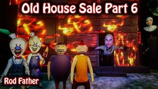 Old House Sale Part 6 || Gulli Bulli Mr Meat Horror Story || Make Joke Horror