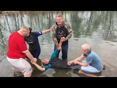 Just Got Wet? Or Supernatural Baptism?