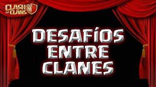 ¡¡DESAFÍOS ENTRE CLANES!! | Clash of Clans con TheAlvaro845 | Español