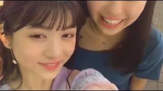 東京女子流の新井ひとみちゃんと元ドリーム5で現在はグラビアアイドル...