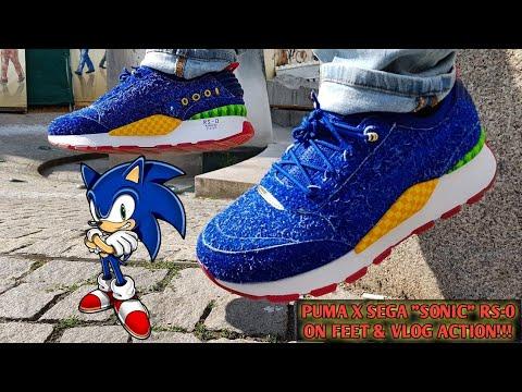 4ec6569c759919 PUMA X SEGA COLLAB SONIC RS-0 ON FOOT   VLOG ACTION IN BAZOOKA   CROOKLYN    SOME PICK UPS!!!