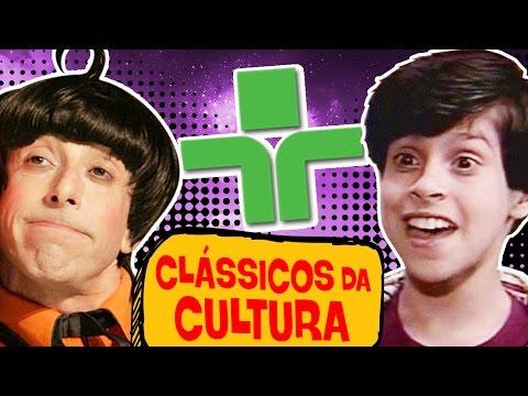 5 MAIORES CLÁSSICOS DA TV CULTURA ft Luciano Amaral
