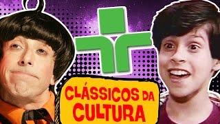 5 MAIORES CLÁSSICOS DA TV CULTURA! (ft. Luciano Amaral)