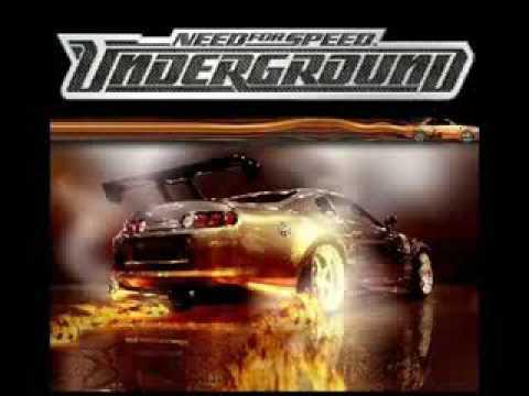 NFS Underground FC Kahuna Glitterball Soundtrack