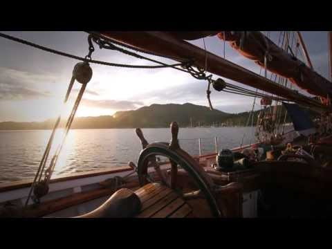 The Eda Frandsen Adventure - Classic Yacht Sailing Scotland
