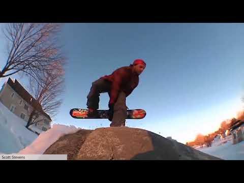 "Jacker Snowboard Video, Featuring ""Rock Angel"" By Joakim Karud"