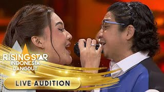 Download Duet Idaman! Pasha dan Nella Kharisma [KOPI DANGDUT] | Live Audition Rising Star Indonesia Dangdut