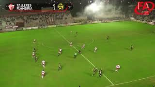 FATV 18/19 Fecha 4 - Talleres 0 - Flandria 1
