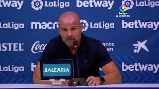 Rueda de prensa Levante UD vs Real Sociedad