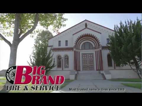 Santa Maria Tire Shop | Big Brand Tire & Service