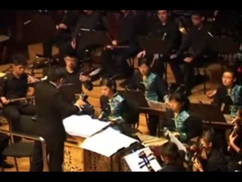 SMU Chinese Orchestra - Fei Tian 飞天