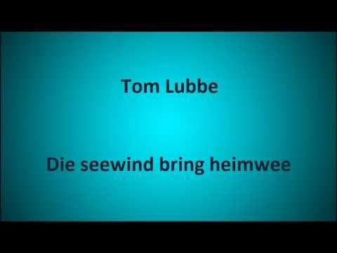 Tom Lubbe - Die seewind bring heimwee  Instrumentale weergawe