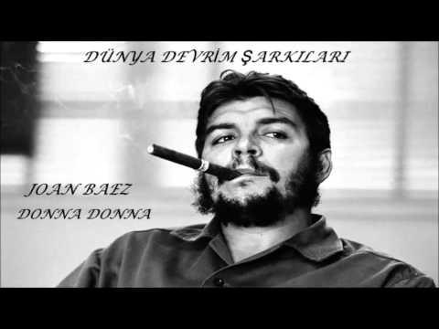 Joan Baez - Donna Donna / Dünya Devrim Şarkıları (Red Songs)