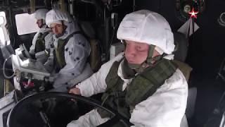 За рулем «Искандера»: кадры из кабины оперативно-тактического комплекса