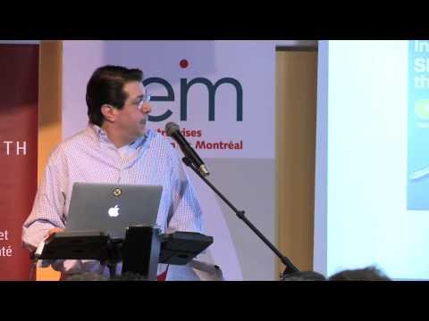 Mike Grandinetti Hacking Health Keynote