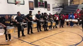 Drew High School/Douglas County High School Drumline