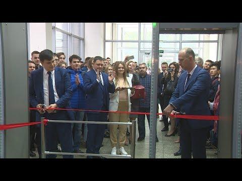 В Волгоградском техническом университете при поддержке ВТБ открыли кампусный проект