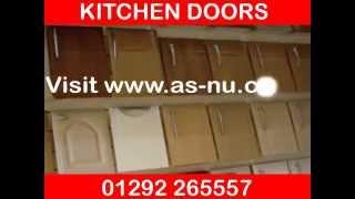 Kitchen Doors Glasgow & Replacement Kitchen Doors Glasgow