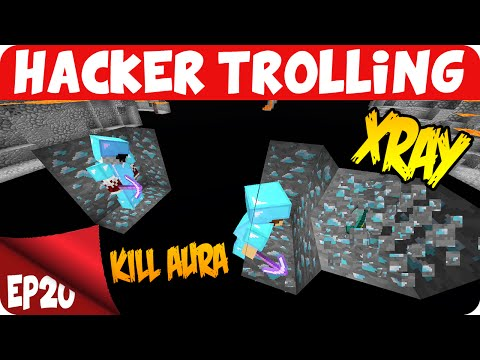 Minecraft TROLLING HACKERS! EP20 THE LAST TROLLING EPISODE! (World Edit Trolling)