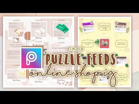 cara-membuat-tampilan-feeds-puzzle-instagram-online-shop-dengan-handphone