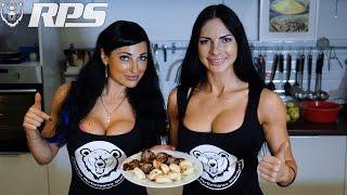 Фитнес начинается с кухни: печенье для стройности от Анастасии Авдеевой!