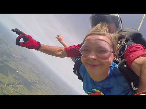 Tandem Skydive | Amber from Fort Worth, TX