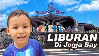 Liburan Seru Di JOGJA BAY Pirates Adventure Waterpark | Wisata Jogja Anak Anak