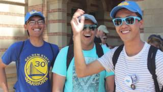 Bruin Day 2017: Prospective students share their admit stories