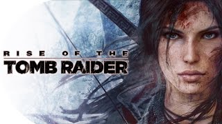 Let's Stream | Rise of the Tomb Raider (Fighting a Grizzly Bear!) (Live Stream)