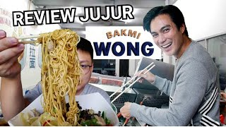 BAKMI WONG by BAIM WONG ! LEBIH MAHAL DARI BENSU BAKSO ??