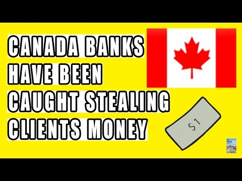Canada Banks Have Been STEALING YOUR MONEY! Financial Insiders Tell ALL!