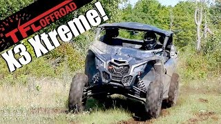 Can-Am Maverick X3 Turbo R Review- The Most Powerful and Bonkers Side-by-Side Ever!