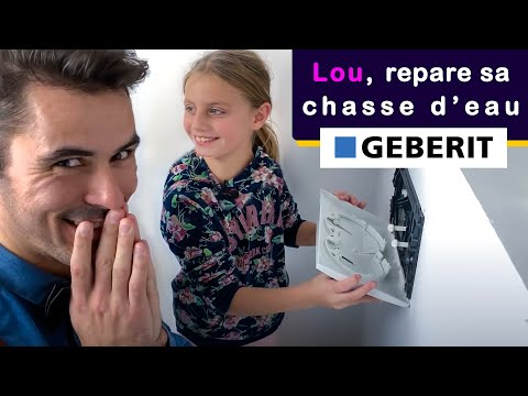 Comment Reparer Une Chasse D Eau Qui Fuit Wc Suspendu Geberit