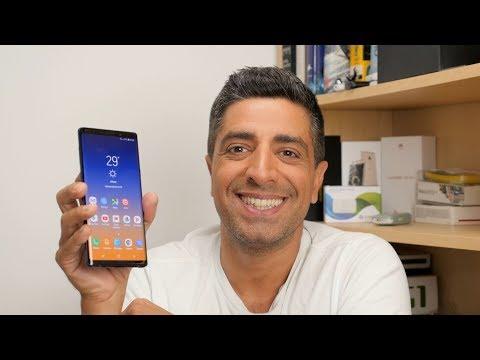 Samsung Galaxy Note 9 hands-on Techblog.gr [Greek]